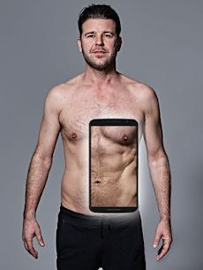 Sexy body photo changer prank 5