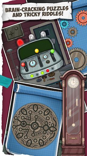 Fun Escape Room Puzzles: Mind Games, Brain teasers  Screenshots 5