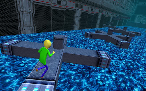 Baldi Horror Game Chapter 2 : Evil House Escape  screenshots 4