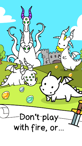 Dragon Evolution: Merge Dragon Games 1.0.8 screenshots 1
