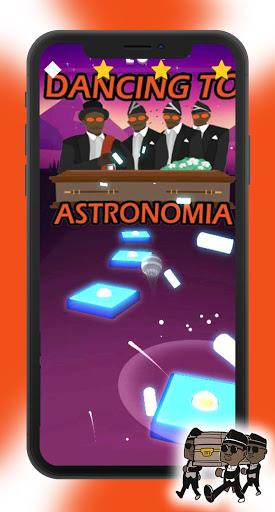 Astronomia dancing hop Coffin Dance  Screenshots 5