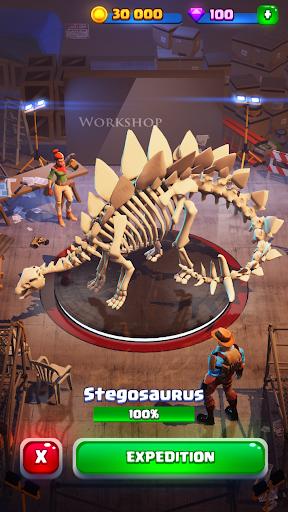 Dinosaur World: My Museum 0.71 screenshots 2