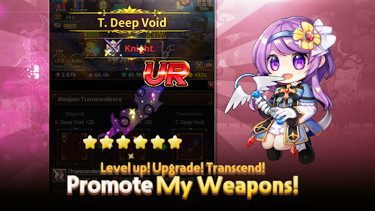 Free Weapon Heroes   Infinity Forge(Idle RPG) 4