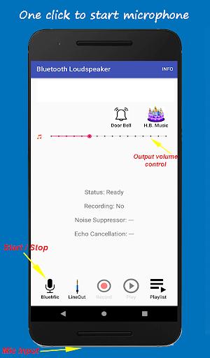 Bluetooth Loudspeaker 5.7 screenshots 1