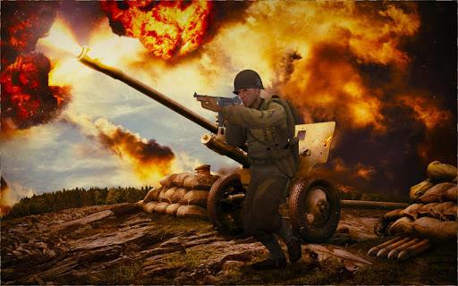 Call of Glory: WW2 Military Commando TPS Game  screenshots 8