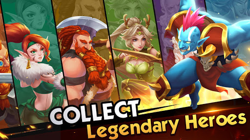 Legends of Gems: Epic Match 3 Puzzle RPG 1.0.8 screenshots 1