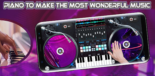DJ Piano Studio & Virtual Dj Mixer Music 1.0 screenshots 10