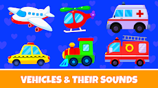 Baby Music : Rhymes, Songs, Animal Sounds & Gamesのおすすめ画像5