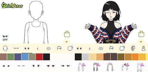 ShinVatar : K-pop style mini-me screenshots 1