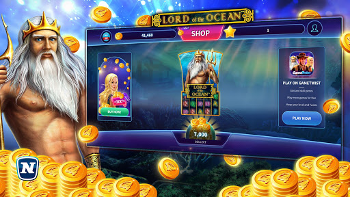 Lord of the Oceanu2122 Slot apktram screenshots 2