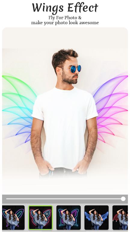 Magic Pic - Neon & Drip Photo Editor poster 4