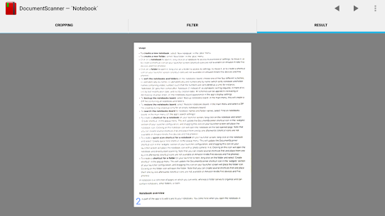 DocumentScanner v1.2.4 [Paid] 5