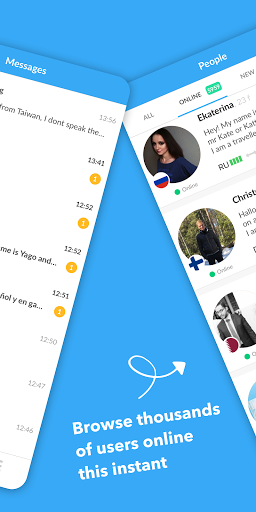 InterPals - Friends and Language Exchange  Screenshots 3