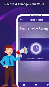 Unlimited Voice Changer  For Pc – Free Download For Windows 7/8/10 And Mac 4