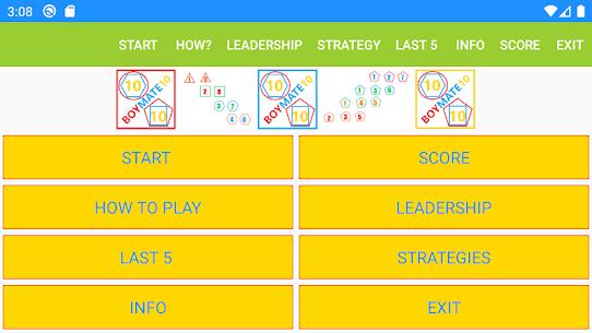 Brain Game – Boymate10 MOD (Unlimited Money) 1