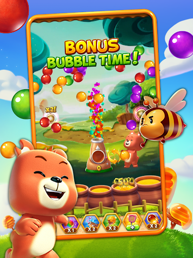 Bubble Buggle Pop: Free Match & Shooter Puzzle apkpoly screenshots 9