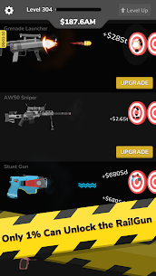 Gun Idle Mod Apk (VIP/Unlimited Money + Unlocked) 4