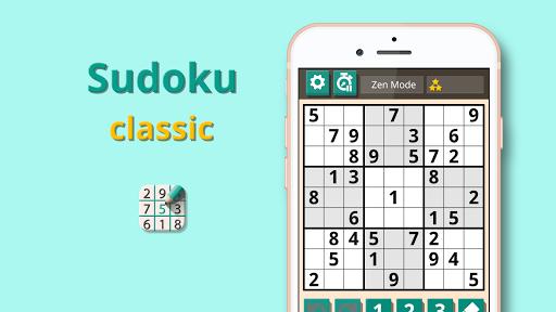 Sudoku classic 4.0.1072 screenshots 1