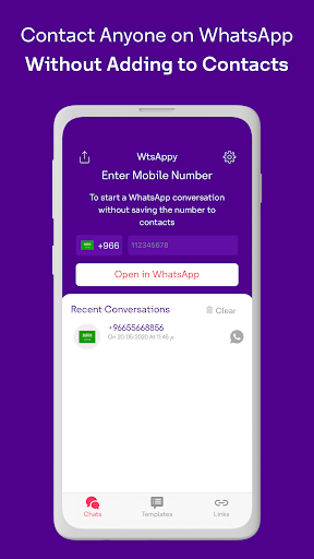 wtsappy 1.5 Screenshots 1