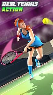 Dünya Tenisi çevrimiçi 3D  Spor Oyunları 2021 Apk Son Sürüm 2021 3