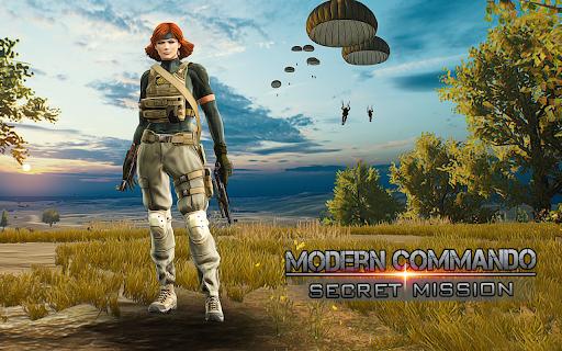 Modern Commando Secret Mission - FPS Shooting Game screenshots 14