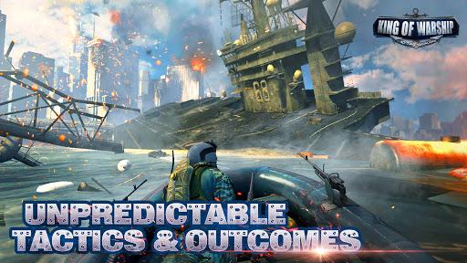 King of Warship: 10v10 Naval Battle 6.5.1 screenshots 8