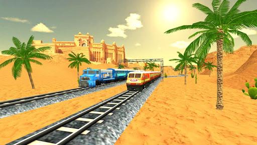 Indian Train Games 2019 Apkfinish screenshots 2