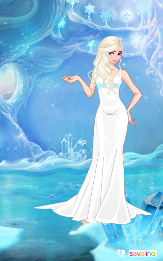 Icy or Fire dress up game screenshots 2