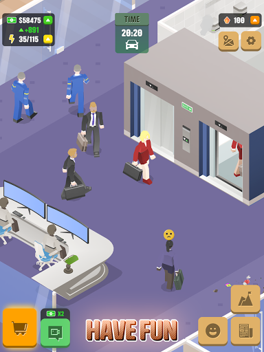 Idle Law Firm: Justice Empire  screenshots 14