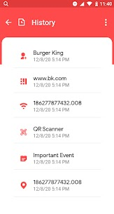 QR Code Scanner – QR & Barcode Reader, QR Reader 4