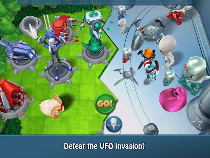 Tower Madness 2: 3D Tower Defense TD Strategy Game Capture d'écran