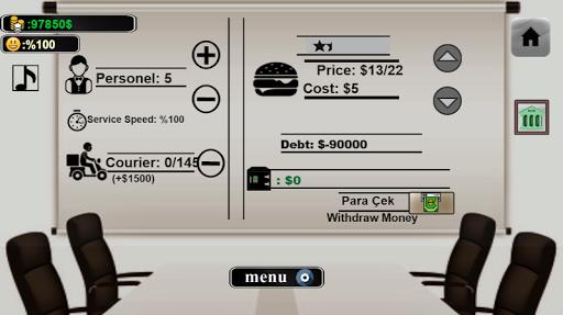 Burger Shop - My Company 1.0.0.42 screenshots 7