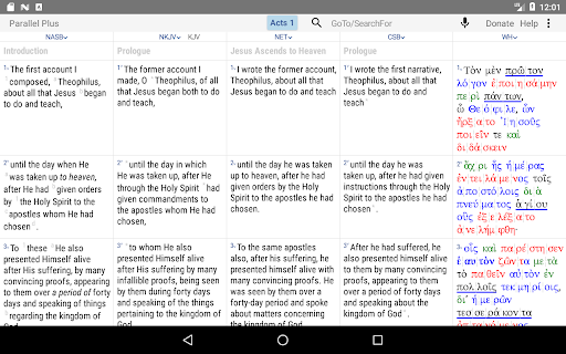 Parallel Plusu00ae offline Bible app with helps android2mod screenshots 16