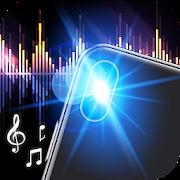 MP3 Flash - Strobe Light Follow Music Beat