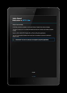 IPTV Lite - HD IPTV Player 4.7 Screenshots 10