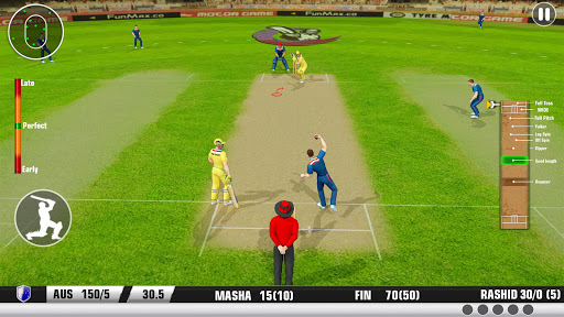 World Cricket Cup 2019 Game: Live Cricket Match apkmr screenshots 1