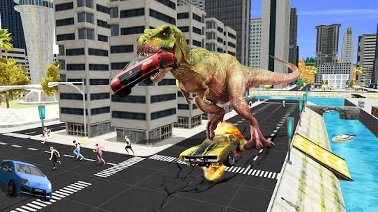 Install, Download & Use Deadly Dinosaur Attack  on PC (Windows & Mac) 2