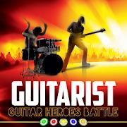 Guitarist : guitar hero battle - Guitar chords