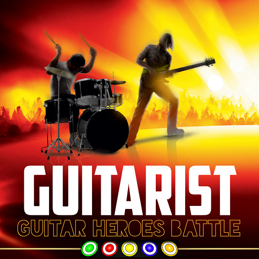 Guitarist : guitar hero battle - Guitar chords APK