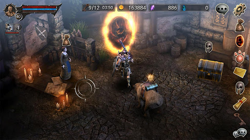 BloodWarrior:Offline  screenshots 9