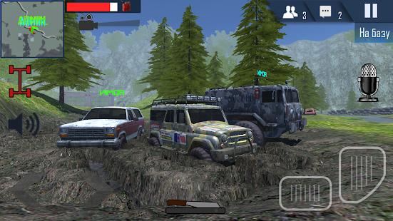 Offroad Simulator Online 8x8 & 4x4 off road rally Mod Apk