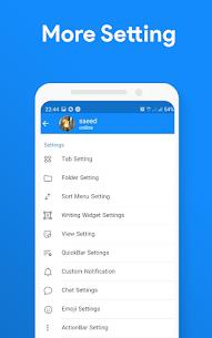 Qplus Messenger – a super fast Telegram 5