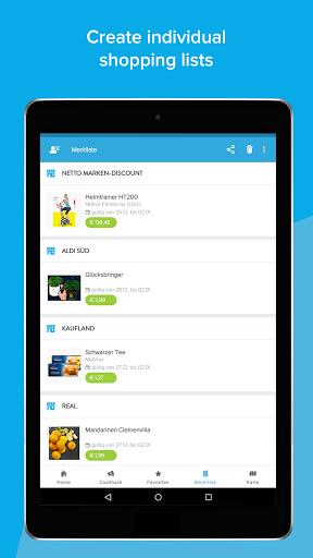 marktguru - leaflets, offers & cashback 4.2.0 screenshots 13