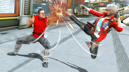 Gym Trainer Fight Arena : Tag Ring Fighting Games  Screenshots 1