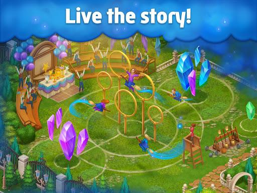 Spellmind - Magic Match  screenshots 18