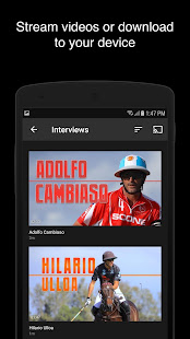 Download ChukkerTV For PC Windows and Mac apk screenshot 4