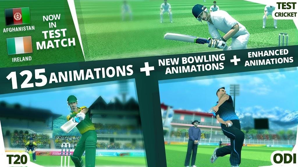 World Cricket Championship 2 - WCC2  poster 15