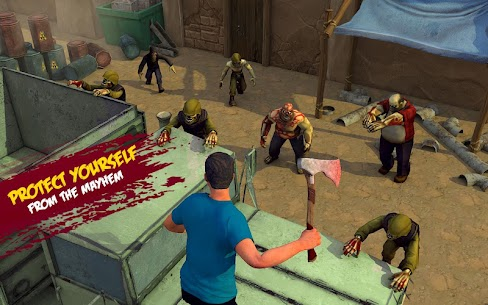 Zombies Shooter Lone Survivor Apocalypse Online Hack Android & iOS 3