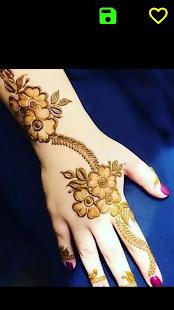 Flower Mehndi Designs 2021 (Offline)