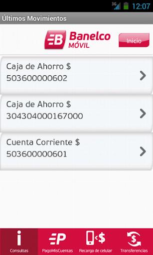 Banelco Mu00d3VIL Apkfinish screenshots 3